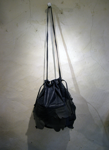 1980's leather bag